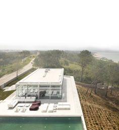 recent work by fernando guerra - fotografia de arquitectura Concrete Architecture, Amazing Architecture, Interior Architecture, Long Island, Villas, Beverly Hills, Concrete Color, Aerial Images, Concrete Structure