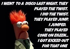 Come on Eileen....