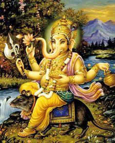 Hindu Paintings