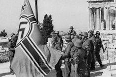 Μαύρη Επέτειος:Οι Ναζί στην Αθήνα - Ανακοινωθέν Ραδιοφώνου Αθηνών ~ Geopolitics & Daily News