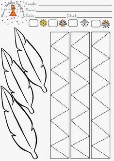 moldes-de-cocar-para-o-dia-do-índio-3.jpg (1131×1600)