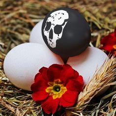 #HappyEaster from all at #GhostVodka 🍸👻 #easter #sunday #weekend #eggs #eastereggs #ghost #vodka #skull #bottle #black #drinks #drinkstragram #cocktails #mixology #bankholiday #summer