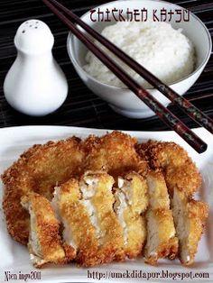Umek di Dapur: Chicken Katsu