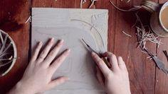 162 Likes, 13 Comments - Lauren Crowe Linoleum Block, Hand Carved, Carving, Fine Art, Instagram Posts, Prints, Wood Carving, Sculptures, Printmaking