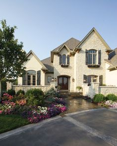Luxury House Plan Photo   Plan 065S-0034   House Plans and More