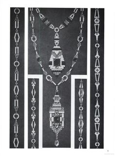 Authentic Art Deco Jewelry Designs - Franco Deboni - Google Books
