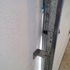 Garage Door Framing, Diy Garage Door, Garage Bedroom, Garage Office, Garage Door Makeover, Garage Renovation, Garage Shed, Garage Interior, Garage Door Repair