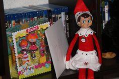 The Elf on the Shelf : Kindergarten Graduation