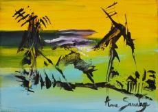 tableau contemporain artiste peintre ame sauvage http://www.amesauvage.com/artiste-peintre-contemporain-2/tous-les-tableaux/peinture-abstraite-jaune.html