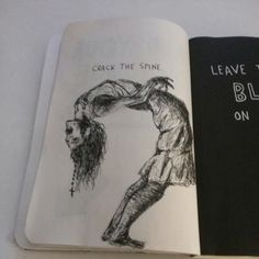 Crack the spine Wreck This Journal Last Exorcism