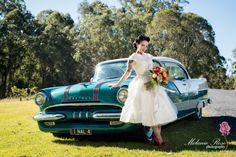 Tattooed Retro Bride, Brisbane Wedding Photographer