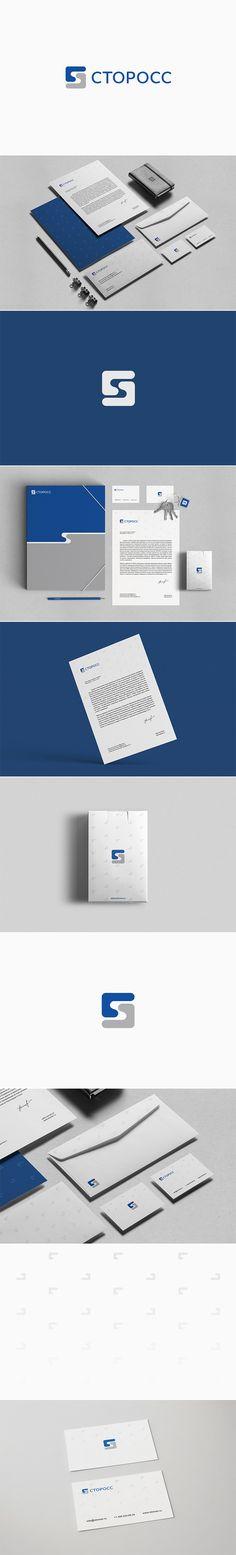 Stoross Brand design by Vladislav Shurgin