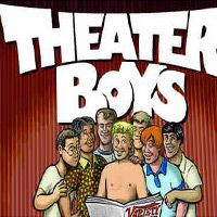 Theater Boys at 13th Street Rep on Sunday, October 5, 2014.