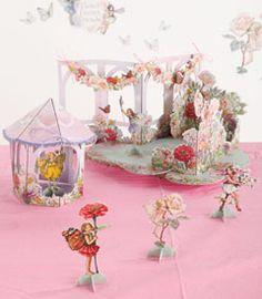 fairies party centerpiece $24