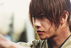 Takeru Satoh as Kenshin Himura.