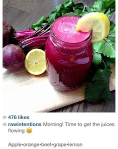 Juicing #juiceteachr #juicing #beets