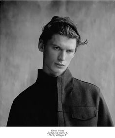 Playboys features Reece Sanders at FM London, Breton at Select and Dylan Lewis at in a classic portrait series shot on film by Charlotte Hadden for Client Magazine Stylist Georgia Boal Russ… Classic Portraits, Creative Industries, Fashion Editor, Playboy, Georgia, Charlotte, Magazine, Stylists, Graphite