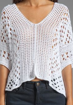 Crochet tunic PATTERN, designer crochet tunic pattern, boho crochet top Perfect crochet pattern for making a designer boho tunic. Comes with detailed do-it-yourself PDF instructions and charts. Blouse Au Crochet, Poncho Crochet, Crochet Tunic Pattern, Pull Crochet, Mode Crochet, Easy Crochet, Crochet Lace, Crochet Stitches, Crochet Patterns