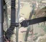 http://www.specopsbrand.com/   Wide variety of military and tactical gear including holsters, vest, slings, organizers, packs, pouches and more. Made in the U.S.A. and guaranteed for life.
