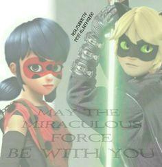 Miraculous Hairdressers - Miraculous Rey and Anakin #wattpad #random