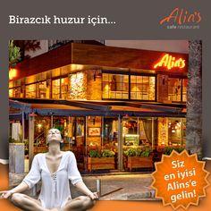 Hayata daha neşeli devam etmek için ara sıra küçük molalar vermek lazım değil mi ama :) www.alins.com.tr #alins #restaurant #cafe #izmir #yemek #eğlence #gastropub