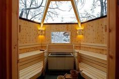 Experience the tree house sauna in Bad Kleinkirchheim Architecture Building Design, Hotels, Saunas, Wellness Spa, Post, Steam Bath, Tree Houses, Architecture, Steam Room