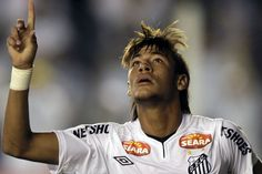 Neymar, Santos