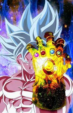 Goku And Vegeta, Son Goku, Universe Font, Dbz Characters, Dope Cartoon Art, Dragon Images, Anime Crossover, Marvel Art, Dragon Ball Z
