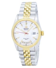 Orient Automatic Japan Made Men's Watch Stainless Steel Bracelet, Stainless Steel Case, Rolex Watches, Watches For Men, Orient Watch, Mechanical Watch, Timeless Design, Japan, Accessories