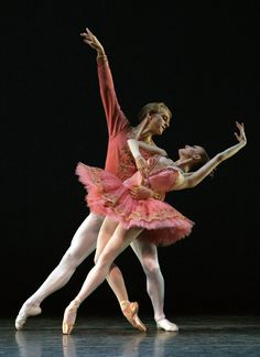 David Hallberg, Gillian Murphy