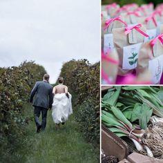 8 Ways to Greenify Your Wedding...  #weddingtips #weddings #bridalnetwork