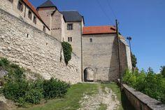 Eingang zur #Burg #freyburg