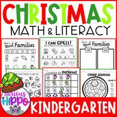 Christmas Kindergarten Pack