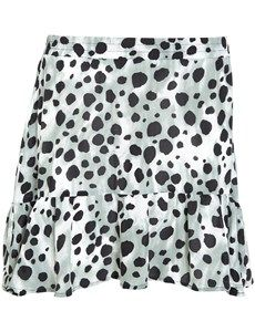 Poppy spot printet skirt - kokoon