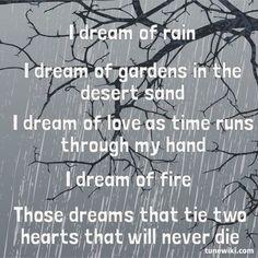 """Desert Rose"" by Sting"