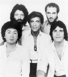 Frankie Valli & The Four Seasons. Seasons Song, Four Seasons, Frankie Valli, 60s Music, Jersey Boys, My Favorite Music, Back In The Day, Pop Group, Music Artists