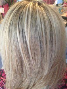 hair by Kayla Adams
