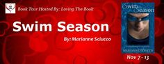 Blog Tour Stop for Swim Season by Marianne Sciucco with Interview and Giveaway