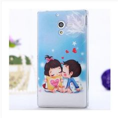 LOTIYO Brightly Fine Sweet PC Painted Series Hard Case For Sony Xperia ZL