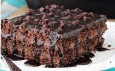 Baking and Mistaking: Peanut Butter Rice Krispie-Topped Brownies Death By Chocolate Cake, Best Chocolate Cake, Dessert Chocolate, Baking Recipes, Cake Recipes, Dessert Recipes, Healthy Recipes, Butter Rice, Peanut Butter