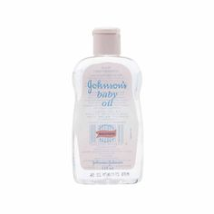 Johnson's Baby Johnson's Regular Baby Oil 125ml, Toiletries, Baby