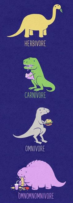 I laughed at this way longer than I should have haha Haha Funny, Funny Cute, Funny Memes, Jokes, Funny Stuff, Herbivore And Carnivore, Doug Funnie, E Mc2, Me Anime