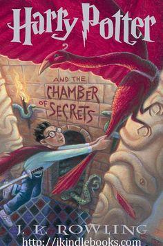 Harry Potter and the Chamber of Secrets ebook PDF/EPUB/MOBI/AZW3