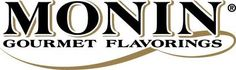 We use only the best available Monin natural flavorings in our Espresso & Coffee drinks!