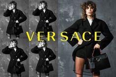 A Campanha Versace Inverno 2017 é uma Verdadeira Fonte de Inspiraço de Looks  Fragmentos de Moda