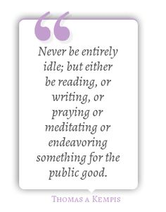 Motivational quote of the day for Tuesday, March 5, 2013