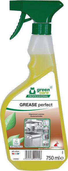 Degresant ecologic bucatarie Grease Perfect: TANA-2570 dizolva rapid si complet grasimea si murdaria de pe toate suprafetele si podelele impermeabile si rezistente la alcali.