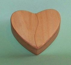 Heart Box par MccabeDesigns sur Etsy