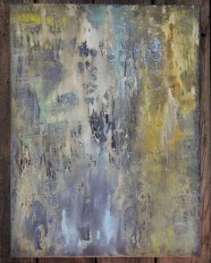 Original Abstract Painting 18 x 24 Texture Canvas Wall Art