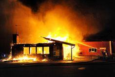 Fire veteranfly tapt i brann på Geiteryggen - ABC Nyheter